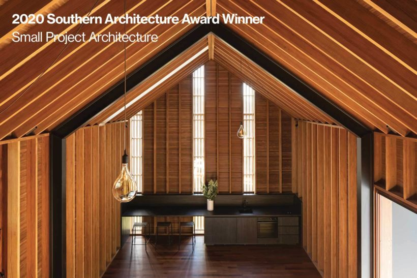 Its a WIN The Cardrona Cabin Takes Home Small Project Architecture Award Abodo Wood 3