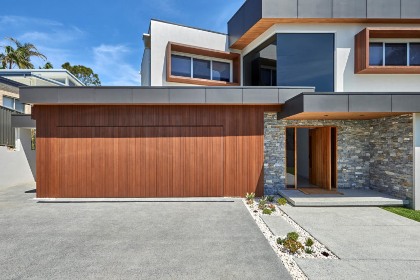 Pottsville Home Vulcan Cladding Panelling Abodo Wood