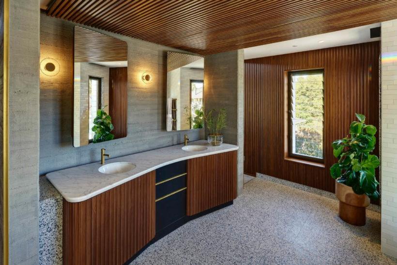 Roscommon House - Vulcan Cladding - Abodo Wood